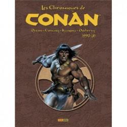 LES CHRONIQUES DE CONAN :...