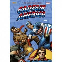 CAPTAIN AMERICA COMICS:...