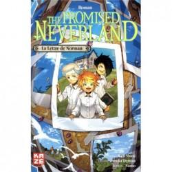 THE PROMISED NEVERLAND - ROMAN