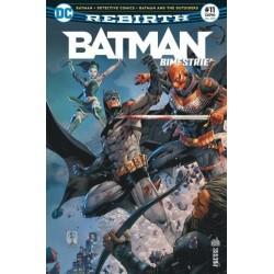 T11 - BATMAN REBIRTH...