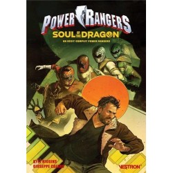 POWER RANGERS : SOUL OF THE...