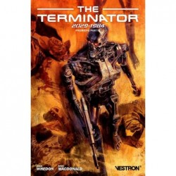 THE TERMINATOR 2029-1984...