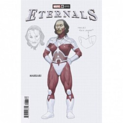 ETERNALS -6 RIBIC DESIGN VAR