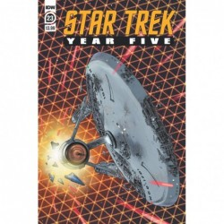 STAR TREK YEAR FIVE -23