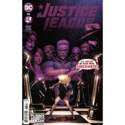 JUSTICE LEAGUE -65 CVR A...
