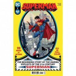 SUPERMAN SON OF KAL EL -1...
