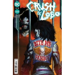 CRUSH & LOBO -3 CVR A