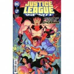 JUSTICE LEAGUE INFINITY -2