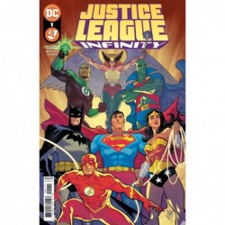 JUSTICE LEAGUE INFINITY -1...