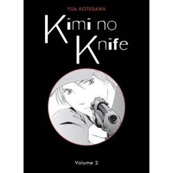 KIMI NO KNIFE T02 (NOUVELLE...