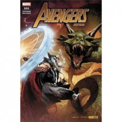 AVENGERS UNIVERSE N 05