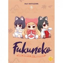 FUKUNEKO, LES CHATS DU...