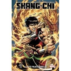 SHANG-CHI : LUTTE FRATERNELLE