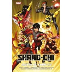 SHANG-CHI : MAITRE DU KUNG FU