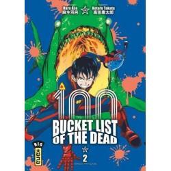 BUCKET LIST OF THE DEAD -...
