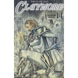 CLAYMORE - TOME 14 -...
