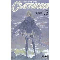 CLAYMORE - TOME 15 - LES...
