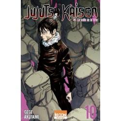 JUJUTSU KAISEN T10 - VOL10