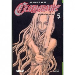 CLAYMORE - TOME 05 -...