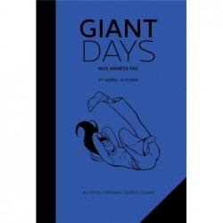 GIANT DAYS - 2EME ANNEE...