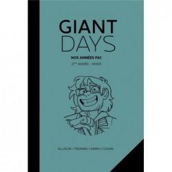 GIANT DAYS - 2EME ANNEE :...