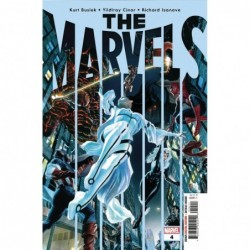 THE MARVELS -4