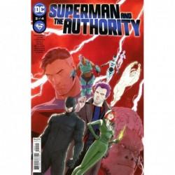 SUPERMAN & AUTHORITY -2 CVR A