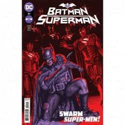 BATMAN SUPERMAN -21 CVR A