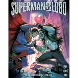 SUPERMAN VS LOBO -1 CVR A