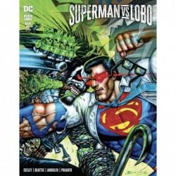 SUPERMAN VS LOBO -1 CVR B...
