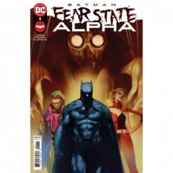 BATMAN FEAR STATE ALPHA -1...
