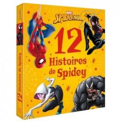 MARVEL - 12 HISTOIRES DE...