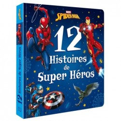 SPIDER-MAN - 12 HISTOIRES...