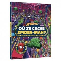 SPIDER-MAN - OU SE CACHE...