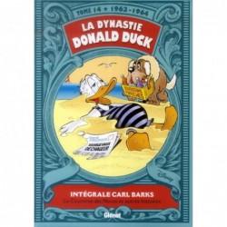 LA DYNASTIE DONALD DUCK -...