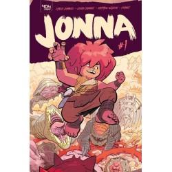 JONNA - TOME 1 - VOL01