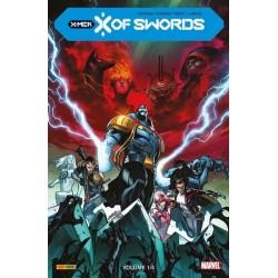 X-MEN : X OF SWORDS T01