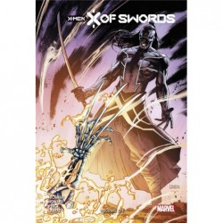 X OF SWORDS T01 - EDITION...