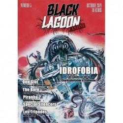 BLACK LAGOON FANZINE N3...