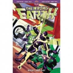 WRONG EARTH NIGHT AND DAY TP