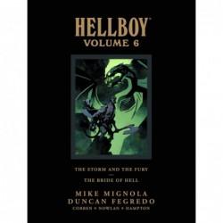 HELLBOY LIBRARY HC VOL 06...