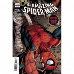 AMAZING SPIDER-MAN -72 SINW