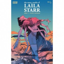 MANY DEATHS OF LAILA STARR...
