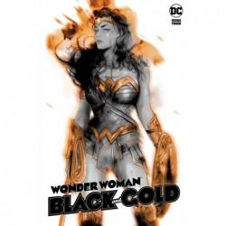 WONDER WOMAN BLACK & GOLD...
