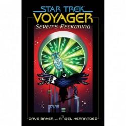 STAR TREK VOYAGER SEVENS...