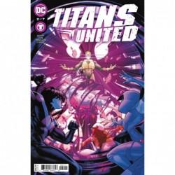 TITANS UNITED -2 (OF 7) CVR...