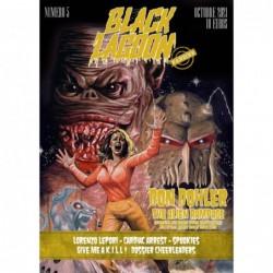BLACK LAGOON FANZINE N5