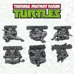 Les Tortues ninja pack 6...