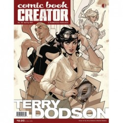 COMIC BOOK CREATOR -26