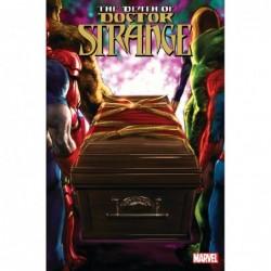 DEATH OF DOCTOR STRANGE -2...